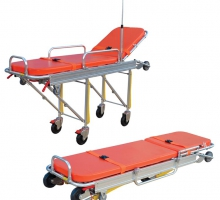 YDC-3B Self loading collapsible stretcher