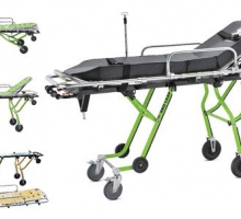 YDC-3HWF Self loading collapsible stretcher