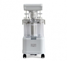 XY980D - Large Flow Electric Suction Apparatus mobile metal body 2