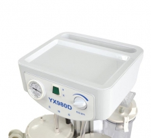XY980D - Large Flow Electric Suction Apparatus mobile metal body 4